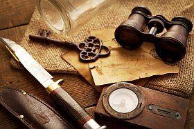 Chasse au trésor sur les traces du pirate Levasseur