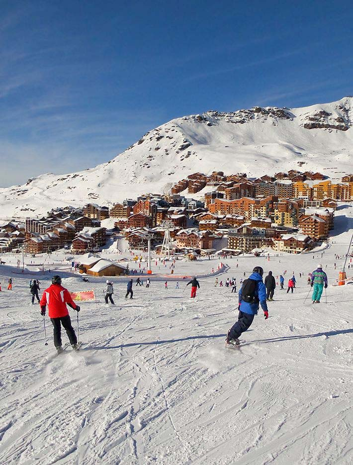 ski rentals close to the slopes